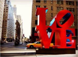 new york love Branding A City visualfizz chicago marketing