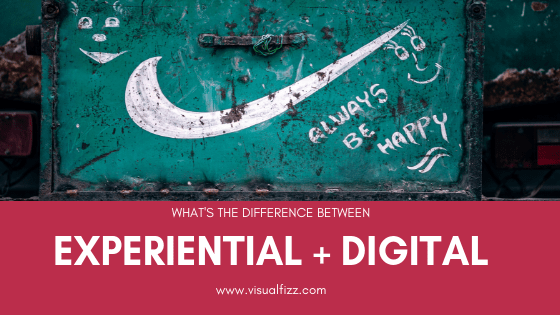 How is Experiential Marketing Different Than Digital Marketing?